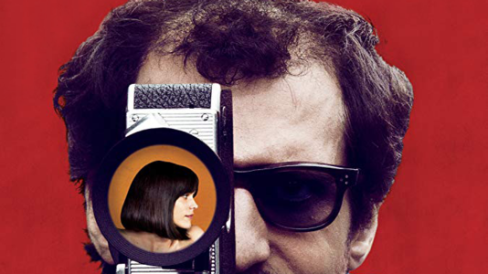 "Projection du film ""Godard mon amour"" (2017) au cycle CineMarte"