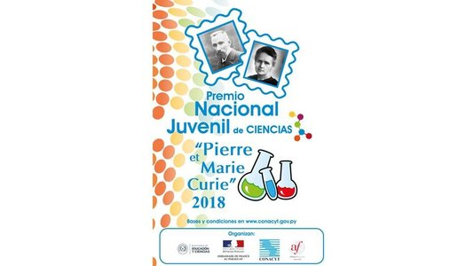 "Prix National de Sciences ""Pierre et Marie CURIE"